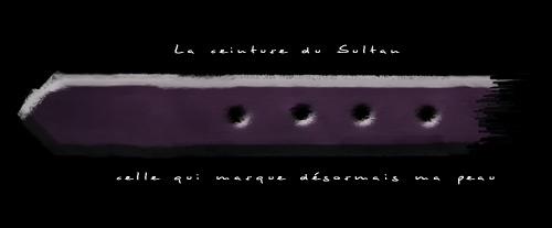 La ceinture du Sultan